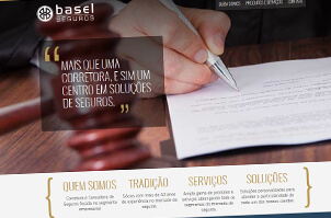 Website Basel Seguros