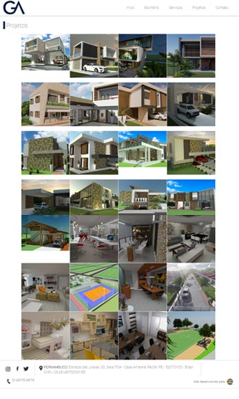 GA arquitetos